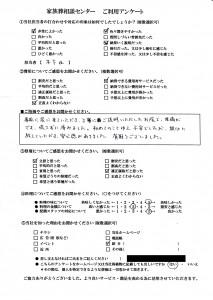 アンケート(平成31年2月)