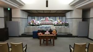 横浜市南部斎場(令和3年3月)